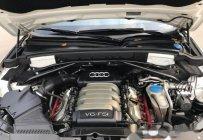 Cần bán xe Audi Q5 3.2 đời 2010, màu trắng chính chủ giá 1 tỷ 120 tr tại Tp.HCM