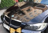 Bán BMW 3 Series 320i năm 2008, màu đen chính chủ, giá 450tr giá 450 triệu tại Tp.HCM
