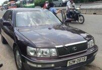 Cần bán Lexus LS 400 năm 1990, màu đỏ, nhập khẩu số tự động, giá chỉ 180 triệu giá 180 triệu tại Tp.HCM