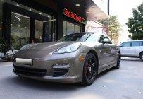 Cần bán Porsche Panamera 4 đời 2010, màu da lươn, nhập khẩu nguyên chiếc tại Đức, đăng kí 2012 giá 2 tỷ 100 tr tại Hà Nội