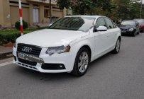 Cần bán xe Audi A4 2.0T sản xuất 2010, màu trắng, nhập khẩu nguyên chiếc, giá tốt giá 690 triệu tại Hà Nội