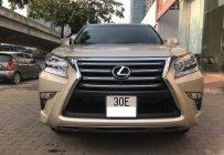 Bán Lexus GX460 Luxury biển màu vàng cát, xe sản xuất 2016 đăng ký tên cá nhân giá 4 tỷ 680 tr tại Hà Nội