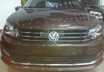 Dòng xe nhập Đức Volkswagen Polo Sedan 1.6L GP, màu nâu, LH Hương 0902608293 giá 695 triệu tại Tp.HCM