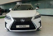 Bán Lexus RX350 trắng nội thất kem, xe sản xuất cuối 2017 nhập mới 100%, hàng thương mại giá 4 tỷ 100 tr tại Hà Nội