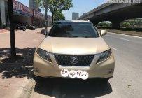Bán xe Lexus RX350 đời 2010, màu vàng, xe nhập, chính chủ giá 1 tỷ 539 tr tại Hà Nội