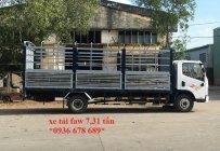 Đại lý xe tải Faw 7T31(7 tấn 31)-faw 7.31 tấn-faw 7,31 tấn, thùng dài 6,25m, máy khỏe, đời mới nhất giá 416 triệu tại Hà Nội