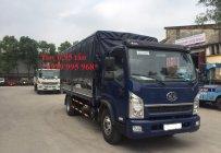 Đại lý bán xe tải Faw 6T95 (6 tấn 95)-Faw 6.95 tấn-Faw 6,95 tấn thùng dài 5,1m, giá rẻ nhất giá 380 triệu tại Hà Nội