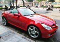Bán Mercedes SLK 350 đời 2010, màu đỏ, xe nhập giá 890 triệu tại Tp.HCM