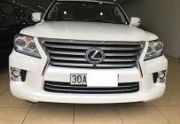 Cần bán Lexus LX 570 USA sản xuất 2014, màu trắng, nhập khẩu Mỹ nguyên chiếc giá 4 tỷ 950 tr tại Hà Nội