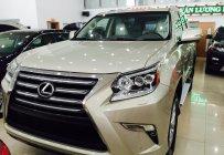 Bán Lexus GX460 màu ghi vàng, nội thất kem, xe đẹp đủ đồ giá 4 tỷ 90 tr tại Hà Nội