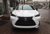 Bán xe Lexus NX 200T Fsports đời 2016, màu trắng, xe nhập Mỹ giá 2 tỷ 638 tr tại Hà Nội