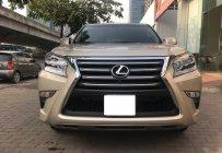Bán Lexus GX460 năm 2014, màu vàng cát, đăng ký tên công ty giá 4 tỷ 88 tr tại Hà Nội