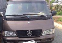 Bán Mercedes MB 140 năm 2001, màu nâu giá 115 triệu tại Tp.HCM