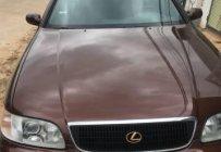 Chính chủ bán xe Lexus GS 300 đời 1995, màu nâu, xe nhập giá 320 triệu tại Đắk Lắk