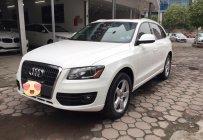 Bán ô tô Audi Q5 2.0T sản xuất năm 2011, màu trắng, nhập khẩu, chính chủ đăng kí 2012, xe chất giá 1 tỷ 168 tr tại Hà Nội