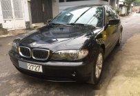 Cần bán gấp BMW 3 Series 318i đời 2005, màu đen chính chủ giá 285 triệu tại Tp.HCM