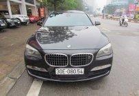 Bán BMW 7 Series 750Li đời 2010, màu đen, nhập khẩu giá 1 tỷ 280 tr tại Hà Nội