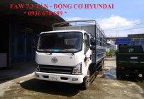 Xe tải faw 7,3 tấn động cơ hyundai nhập khẩu Hàn Quốc - xe faw 7.3 tấn thùng dài 6m25 giá 539 triệu tại Hà Nội