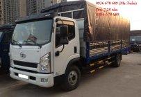 Bán xe tải faw 7,25 tấn / faw 7.25 tấn thùng dài 6m3 / động cơ 140PS cực khỏe / đời mới nhất giá 455 triệu tại Hà Nội