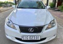 Bán xe Lexus IS 250 đời 2008, màu trắng, xe nhập giá 820 triệu tại Đồng Nai