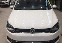 Bán ô tô Volkswagen Polo đời 2017, màu trắng, nhập khẩu nguyên chiếc giá cạnh tranh giá 695 triệu tại Hà Nội