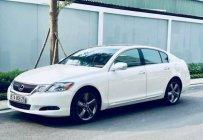 Bán Lexus GS 350 đời 2009, màu trắng giá 1 tỷ 100 tr tại Tp.HCM