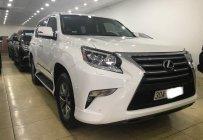Bán Lexus GX460 màu trắng, nhập khẩu Mỹ, bản đủ đồ, xe đẹp giá 4 tỷ 290 tr tại Hà Nội