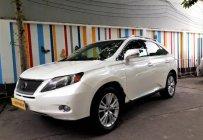 Cần bán gấp Lexus RX 450h đời 2009, màu trắng, nhập khẩu giá 1 tỷ 750 tr tại Tp.HCM