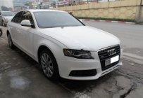 Cần bán xe Audi A4 2.0T đời 2009, màu trắng, nhập khẩu giá 680 triệu tại Hà Nội
