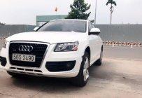 Chính chủ bán Audi Q5 3.2 đời 2010, màu trắng, nhập khẩu giá 1 tỷ 120 tr tại Tp.HCM