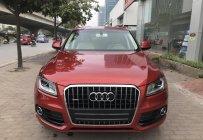 Bán ô tô Audi Q5 2.0 đời 2016, màu đỏ, nhập khẩu giá 2 tỷ 399 tr tại Hà Nội