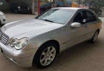 Chính chủ bán xe Mercedes C180 đời 2005, màu bạc giá 289 triệu tại Hà Nội