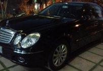 Cần bán xe Mercedes E-Classe 3.0 AT đời 2008, màu đen   giá 618 triệu tại Bắc Giang