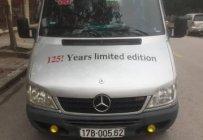 Bán Mercedes Sprinter đời 2008, màu bạc chính chủ giá 239 triệu tại Thái Bình