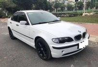 Bán BMW 3 Series 318i năm 2005, màu trắng, nhập khẩu xe gia đình giá 295 triệu tại Tp.HCM