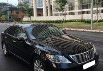 Cần bán lại xe Lexus LS 460 sản xuất 2008, màu đen, nhập khẩu  giá 1 tỷ 300 tr tại Tp.HCM