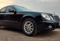 Cần bán gấp Mercedes E280 đời 2008, màu đen, nhập khẩu, giá 638tr giá 638 triệu tại Bắc Giang