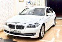 Cần bán lại xe BMW 5 Series 528i đời 2012, màu trắng giá 1 tỷ 199 tr tại Tp.HCM