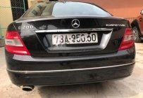 Bán xe Mercedes C200 Elegance đời 2007, màu đen chính chủ, giá tốt giá 405 triệu tại Quảng Bình