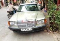 Bán Mercedes E280 MT đời 1986, nhập khẩu nguyên chiếc, giá 125tr giá 125 triệu tại Hà Nội