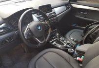 Bán xe BMW 2 Series 218i AT Gran Tourer đời 2016, màu đen, nhập khẩu nguyên chiếc còn mới giá 1 tỷ 498 tr tại Hà Nội