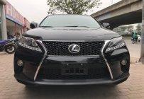 Cần bán xe Lexus RX350 Fsport đời 2014, màu đen nội thất nâu biển Hà Nội giá 2 tỷ 450 tr tại Hà Nội