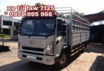 Đại lý chính hãng bán xe tải faw 7,25 tấn, máy to cầu to, thùng dài 6m3, giá hợp lý nhất giá 459 triệu tại Hà Nội