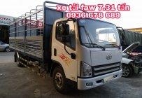 Xe tải FAW 7,31 tấn chính hãng, thùng dài 6m25, máy khỏe, giá ưu đãi nhất cho khách hàng giá 415 triệu tại Hà Nội