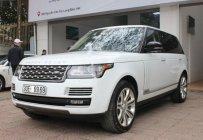 Bán ô tô LandRover Range Rover Autobiography 2014, màu trắng, nhập khẩu giá 7 tỷ 300 tr tại Hà Nội