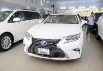 Bán ô tô Lexus ES 300h sản xuất năm 2016, màu trắng, nhập khẩu nguyên chiếc số tự động giá 3 tỷ 870 tr tại Tp.HCM