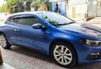 Cần bán xe Volkswagen Scirocco sản xuất năm 2011, màu xanh lam, nhập khẩu giá 568 triệu tại Tp.HCM
