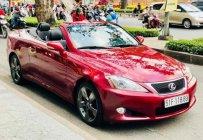 Bán Lexus IS 250C năm 2009, màu đỏ, nhập khẩu giá 1 tỷ 180 tr tại Tp.HCM