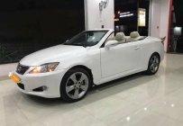 Cần bán xe Lexus IS sx 2009, màu trắng, xe nhập giá 1 tỷ 445 tr tại Đồng Nai