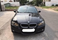 Bán BMW 3 Series 320i năm 2011, màu đen, xe nhập chính chủ giá 615 triệu tại Tp.HCM
